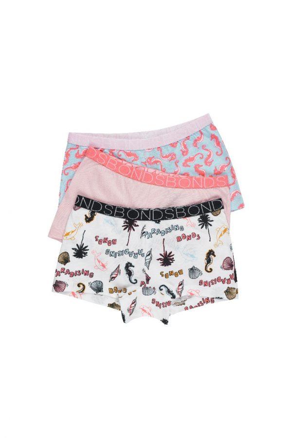 Girls bonds underwear
