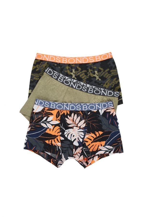 Bonds jungle print