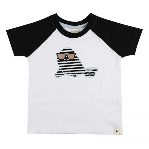 Summer t-shirt turtledove